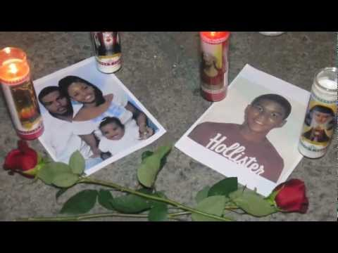 Black Dave - Public Enemy Official Music Video RIP TRAYVON MARTIN & SEAN BELL STOP GUN VIOLENCE