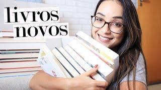 SÓ LIVRÃO 👌🏻 BOOK HAUL (Jan /2019)   Ju Cirqueira