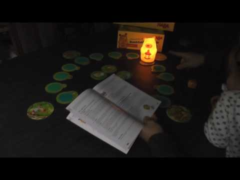 Nachtwächterbär (Haba) - ab 2 Jahre - Kinderspiel - Gameplay TEIL 119
