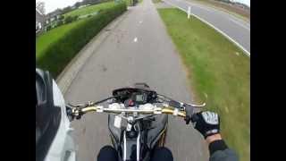 GoPro2: Wedstrijdje Snelweg Vs. Binnendoor