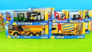 Baggerfahrzeuge,BaustellenFahrzeuge,BauArbeiter,MegaMuldenDumper,MüllAuto,SchwerLastMaschinen