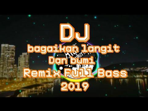 DJ bagaikan langit dan bumi ||Remix Full Bass Terbaru 2019 [Aldi Stukers]