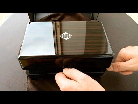Unboxing – Patek Philippe Nautilus 5990/1A-001!