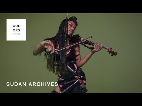Sudan Archives - Iceland Moss | A COLORS SHOW