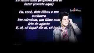 Luan Santana - Cê topa (LETRA)