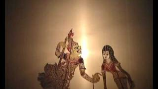 preview picture of video 'Suchart Subsin's Shadow Puppet Theatre'