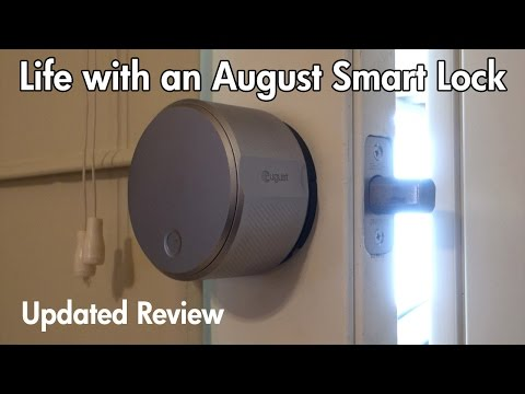 Life with a Smart Lock – August Review Update