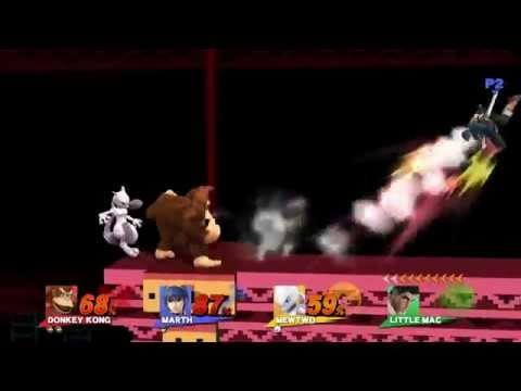 Dunkey Kong [Super Smash Bros. For Wii U]