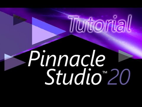 Pinnacle Studio 20 and 20.5 – Full Tutorial for Beginners [+General Overview]*