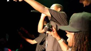 4-4 WATER PERFORMS BOW DOWN @ CLUB XTACY (PART 2)