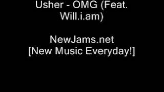 Usher - OMG (Feat. Will.i.am) NEW 2010