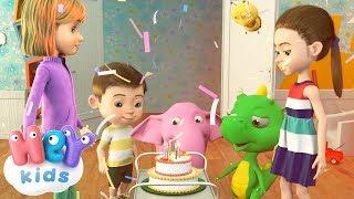 Doğum Günü Şarkısı - Mutlu Yillar Sana - İyi Ki Doğdun!