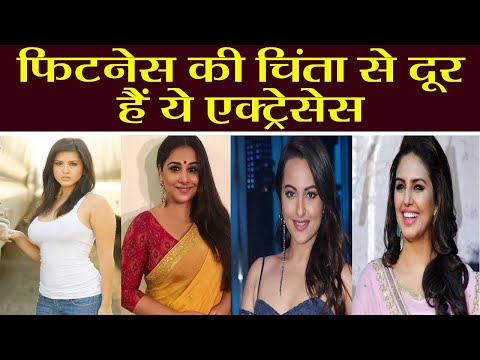 Sunny Leone, Vidya Balan & other Plus Size Actresses who proved SIZE doesn't matter | FilmiBeat