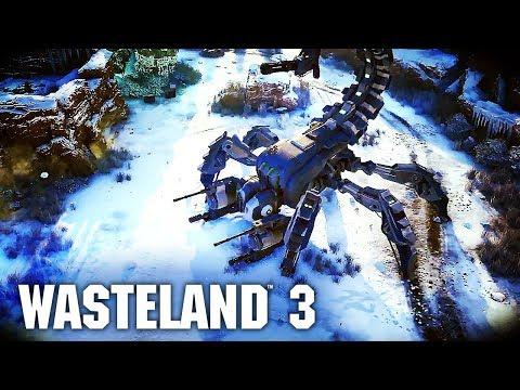Wasteland 3 (PC) - Steam Key - EUROPE - 1