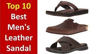 Best Men`s Leather Sandal || Leather Sandal For Men 2018