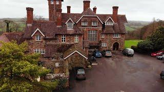 The Highbullen Hotel Golf and Country Club   Chittlehamholt, Devon