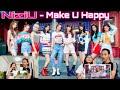 NiziU - Make You Happy [Japanese Girl Groups] | REACTION