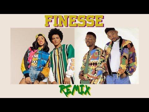 Bruno Mars – Finesse (Old School Remix)