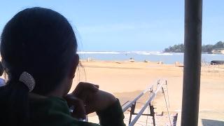 Quảng Trị: Cửa biển bị bồi lấp nghiệm trọng, ngư dân không thể ra khơi