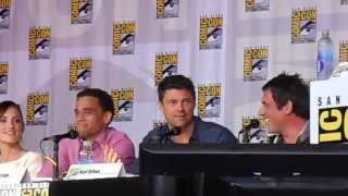 Almost Human: Karl Urban Comic Con 2013 [2]