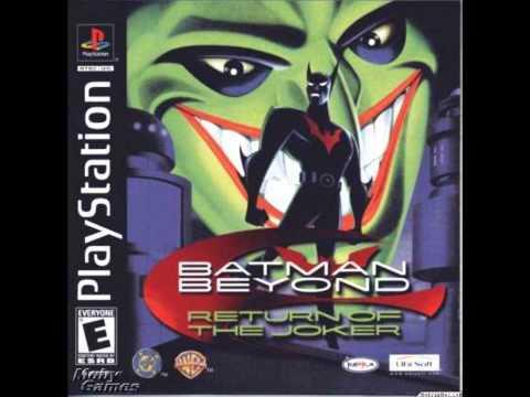 batman beyond return of the joker psx iso