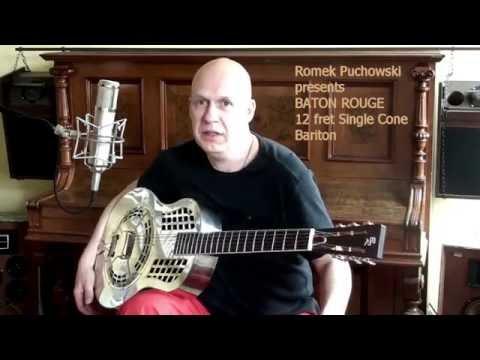 Romek Puchowski & BR Single Cone Baritonee