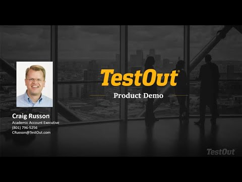 How to make sure your students are ready to take the TestOut Pro ...