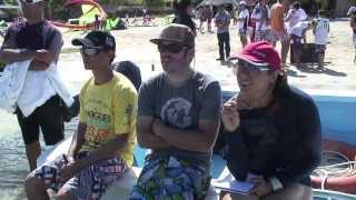 preview picture of video 'Rodrigues International Kitesurf Festival 2013 RIKF'