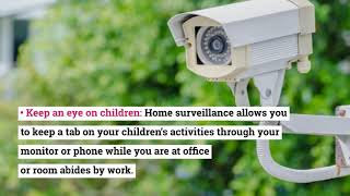 Why Installing a CCTV Camera at Home is a Good Idea?