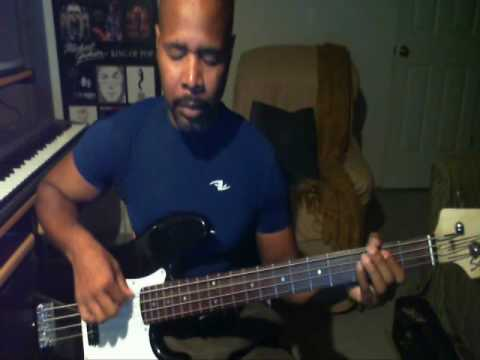 EARTH WIND & FIRE (SUNSHINE) Bass Groove