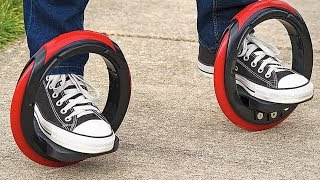 7 NEW WAYS OF TRANSPORT YOURSELF