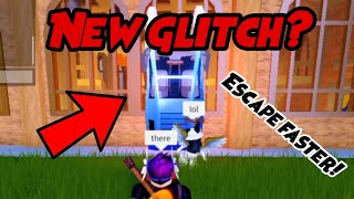 HOW TO ESCAPE THE MUSEUM AND JEWELRY STORE WITH THE NEW BLADE *2020 Glitch* |Roblox Jailbreak