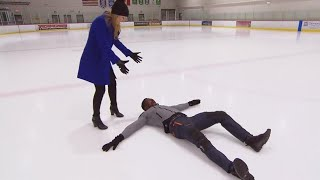 The Right Way To Fall On Ice