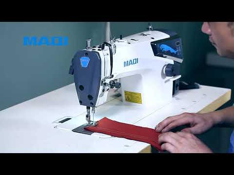 MAQI-Q2 Industrial Single Needle Lock-Stitch Sewing Machine