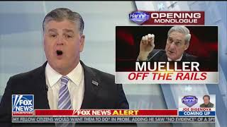 Hannity advises Mueller witnesses to destroy evidence