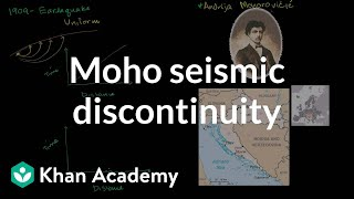 The Mohorovicic Seismic Discontinuity