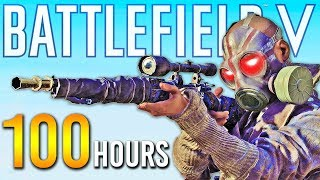What 100 Hours of SCOUT looks like in Battlefield 5