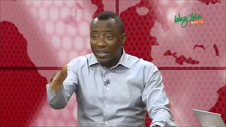Sowore : I Knew The Election Wasn