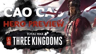Cao Cao FIRST LOOK - Total War: Three Kingdoms Hero Preview