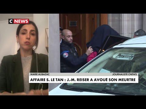Jean-Marc Reiser a voué le meurtre de Sophie Le Tan Jean-Marc Reiser a voué le meurtre de Sophie Le Tan