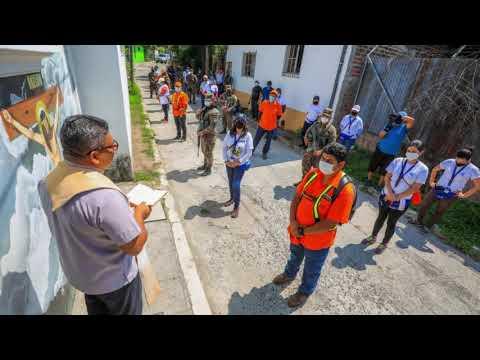Miles de salvadoreños se unieron al Día Nacional de la Oración