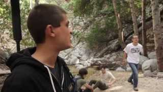 Bear Attack - The Backpack Song (Behind the Scenes)