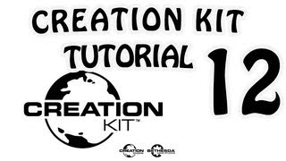 Creation Kit Tutorial №12 - Освещение и FX-эффекты