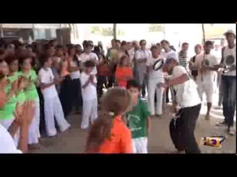 Abertura do 4º festival da mandioca em Mari - Pb (16/09/2013)