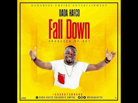 DADA HAFCO - FALL DOWN (Prod. by DDT)  AUDIO-VIDEO