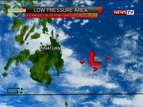 BT: Weather update as of 12:05 p.m. (January 16, 2018)