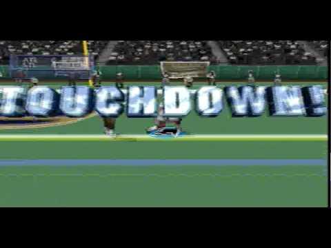 NFL 2K1 Sega Dreamcast Gameplay