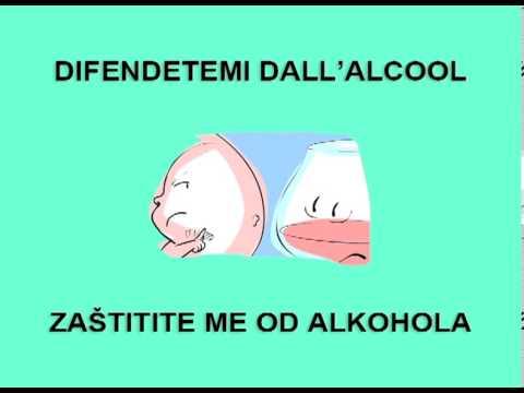 Siamo trattati la codificazione di alcolismo