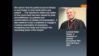Christian Unity in a Polarized World