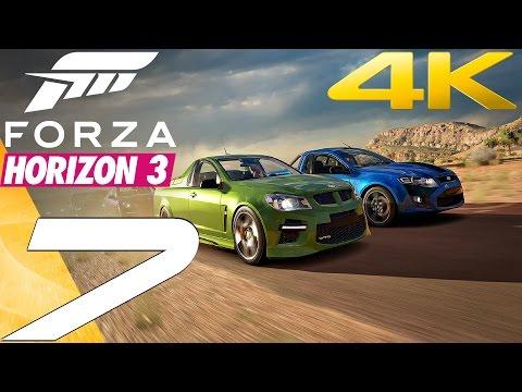 Forza Horizon 3 - Gameplay Walkthrough Part 7 - Honda NSX-R
